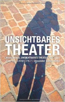 Cover Unsichtbareas Theater